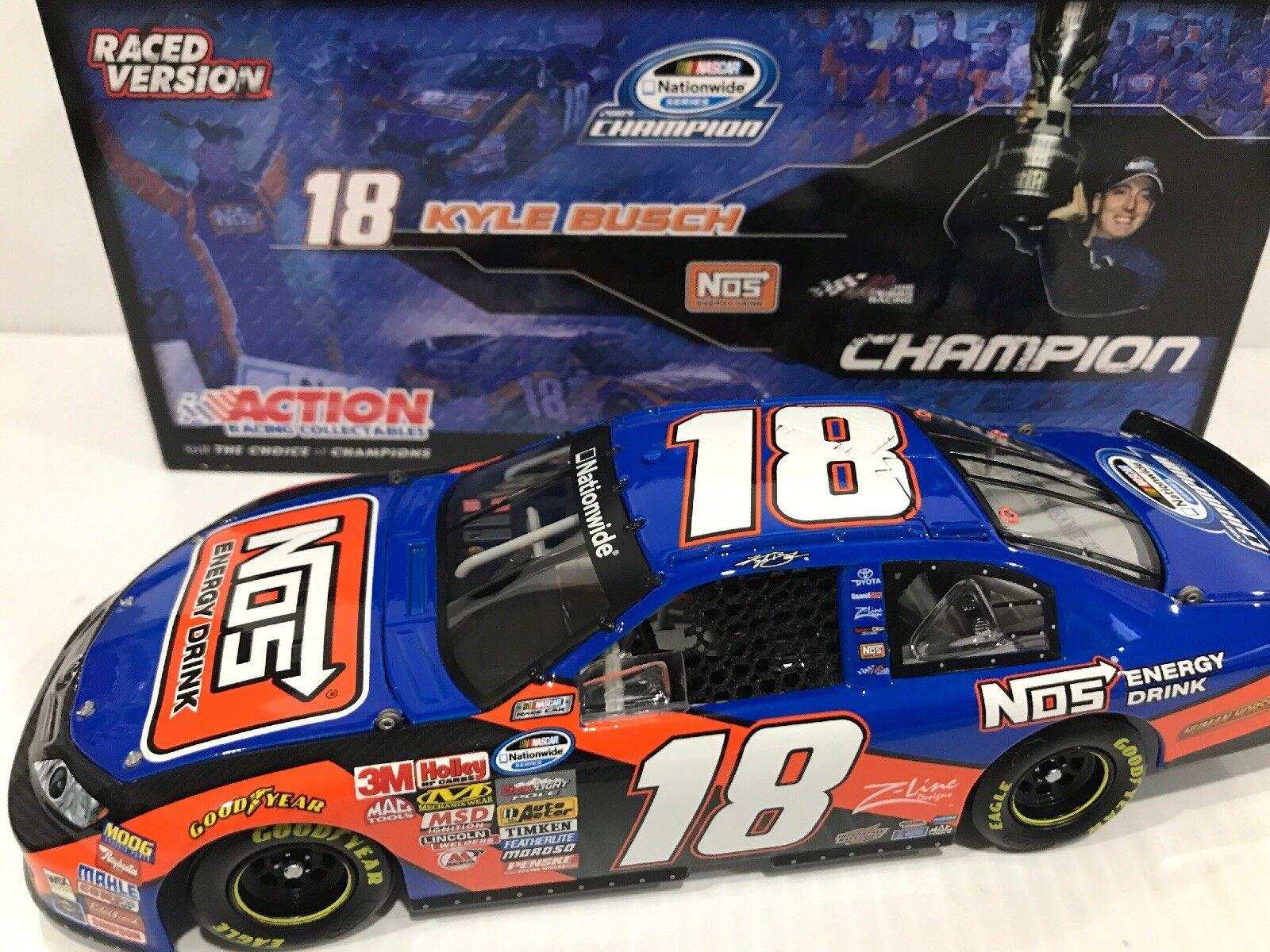 comprar descuentos 2009  18 Kyle Busch nos energía en todo todo todo el país serie campeón corrió ganar  Descuento del 70% barato