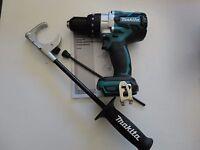 "Makita XPH07Z 18V 18 Volt Li-Ion 1/2"" Brushless Cordless Hammer Drill XPH07"