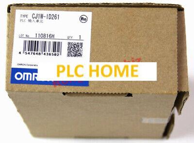 CJ1WID261 Input Unit New Omron CJ1W-ID261