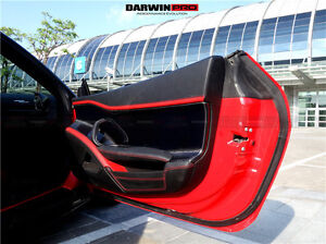Image is loading DarwinPRO-Ferrari-458-Italia-Carbon-Fiber-Door-Panel- & DarwinPRO Ferrari 458 Italia Carbon Fiber Door Panel Replacement ...
