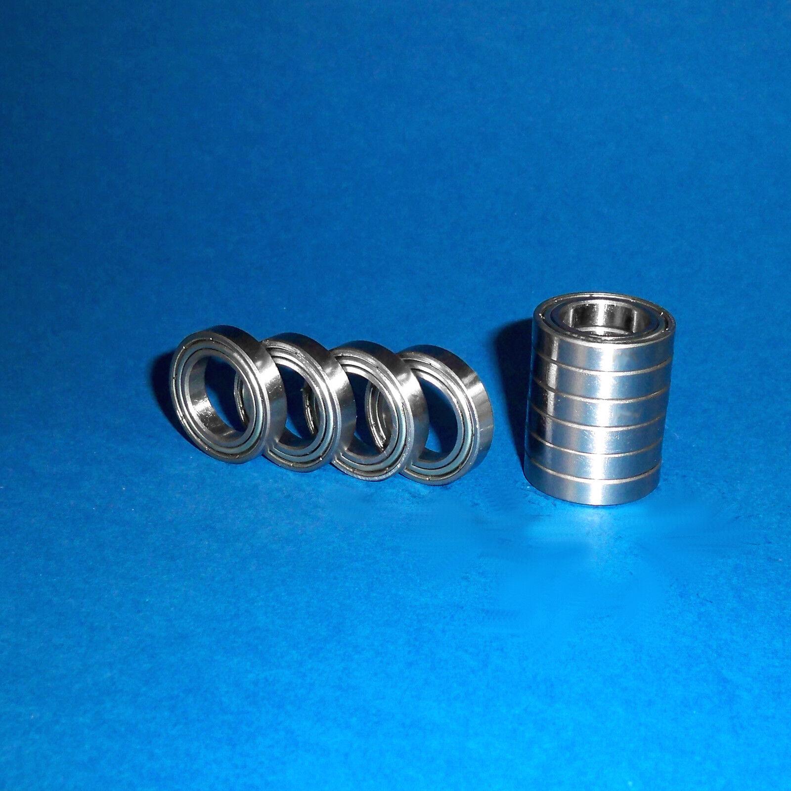 IBU Rillenkugellager Kugellager 6903 ZZ = 61903 2Z  17x30x7 mm 4 Stk