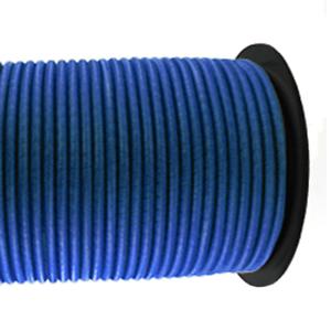 40m Monoflex Expanderseil ø 6mm blau Gummiseil Planen