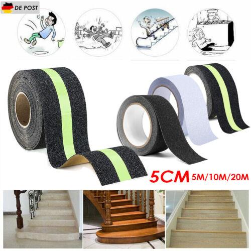 PVC Antirutschband Klebeband Treppen Antirutschstreifen Selbstkleben 5m-20m