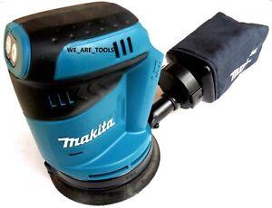 New-Makita-XOB01-18-Volt-5-034-Cordless-Battery-Orbital-Sander-LXT-18V-Tool-Only