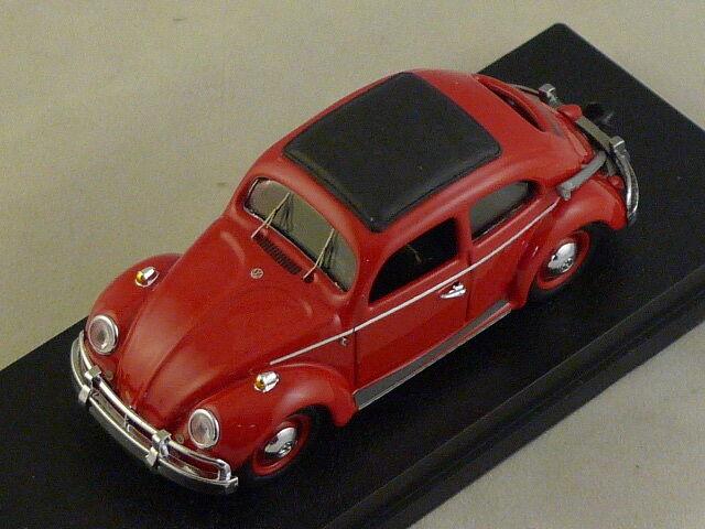 Rio 4393-volkswagen vw amphibious brazil red - 1961 1 43