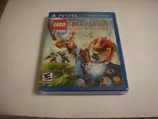 LEGO Legends of Chima Lavals Journey  (PlayStation Vita, 2013)