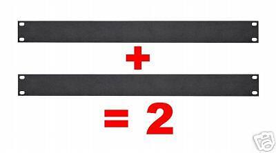 2 X Panneaux De Façade 19 Pouces Hauteur 1 Unité Chacun