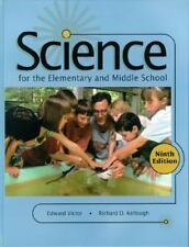 Science for the Elementary and Middle School (9th Edition)