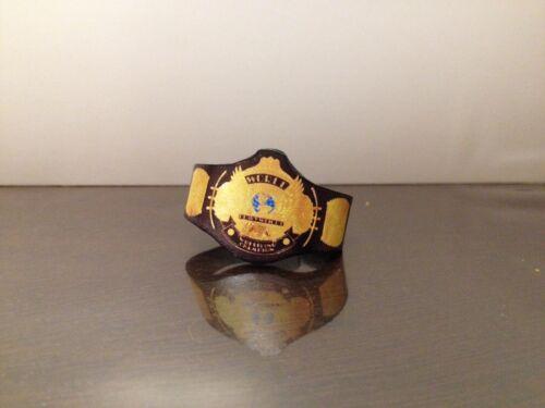 WWF personnalisée World Heavyweight titre ceinture pour WWE Mattel Figures Elite