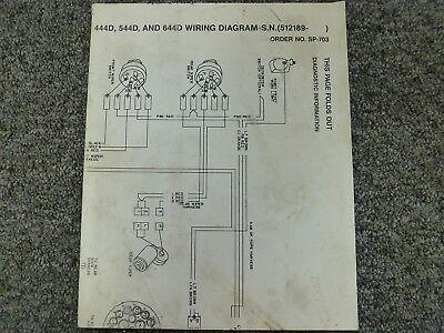 john deere g wiring diagram john deere 444d 544d 644d cargador de rueda manual de diagrama de  john deere 444d 544d 644d cargador de