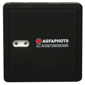 034-AGFA-73-in-1-Card-Reader-f-SD-HC-Micro-SD-CF-XD-MS-Pro-Duo-and-SIM-Cards-034