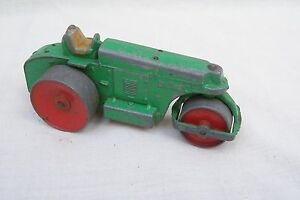 VINTAGE-Dinky-Toys-251-Aveling-Barford-Road-Roller-MADE-IN-ENGLAND-MECCANO-LTD