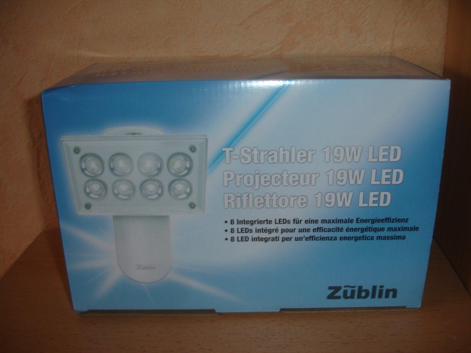 Züblin LED-Strahler Pro 19W LED 5500 K schwarz NEU OVP 8431     | Ausgezeichnetes Handwerk  | Öffnen Sie das Interesse und die Innovation Ihres Kindes, aber auch die Unschuld von Kindern, kindlich, glücklich  | Auktion