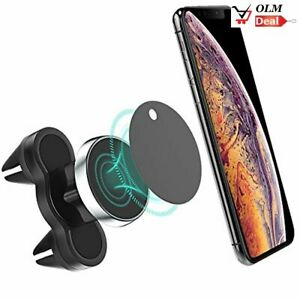 Cocoda-Support-Telephone-Voiture-Magnetique-Dual-Clips-Solides-Porte-a