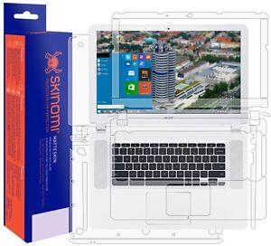 2016 MATTE Skin+Screen Protector For Acer Chromebook 15 Skinomi FULL BODY