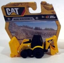 Cat Caterpillar Back Hoe. Road Rippers Mini Machine. 3-inch New in Package!