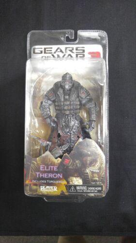 Gears of War 3 Elite Theron Action Figure with Torquebow NIP
