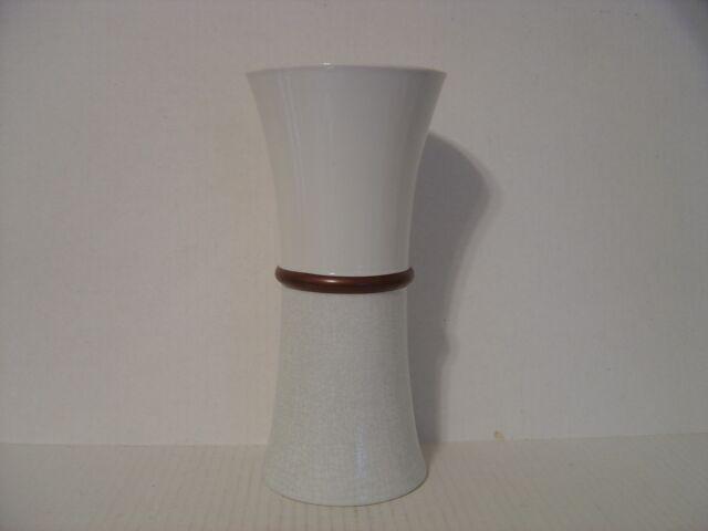 Dansk Large Mettalise Bronze Rose Vase 11 High New Ebay