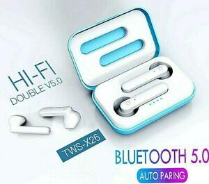 TWS-Bluetooth-5-0-Wireless-Kopfhoerer-Ohrhoerer-Mini-In-Ear-Buds-fuer-iOS-Android