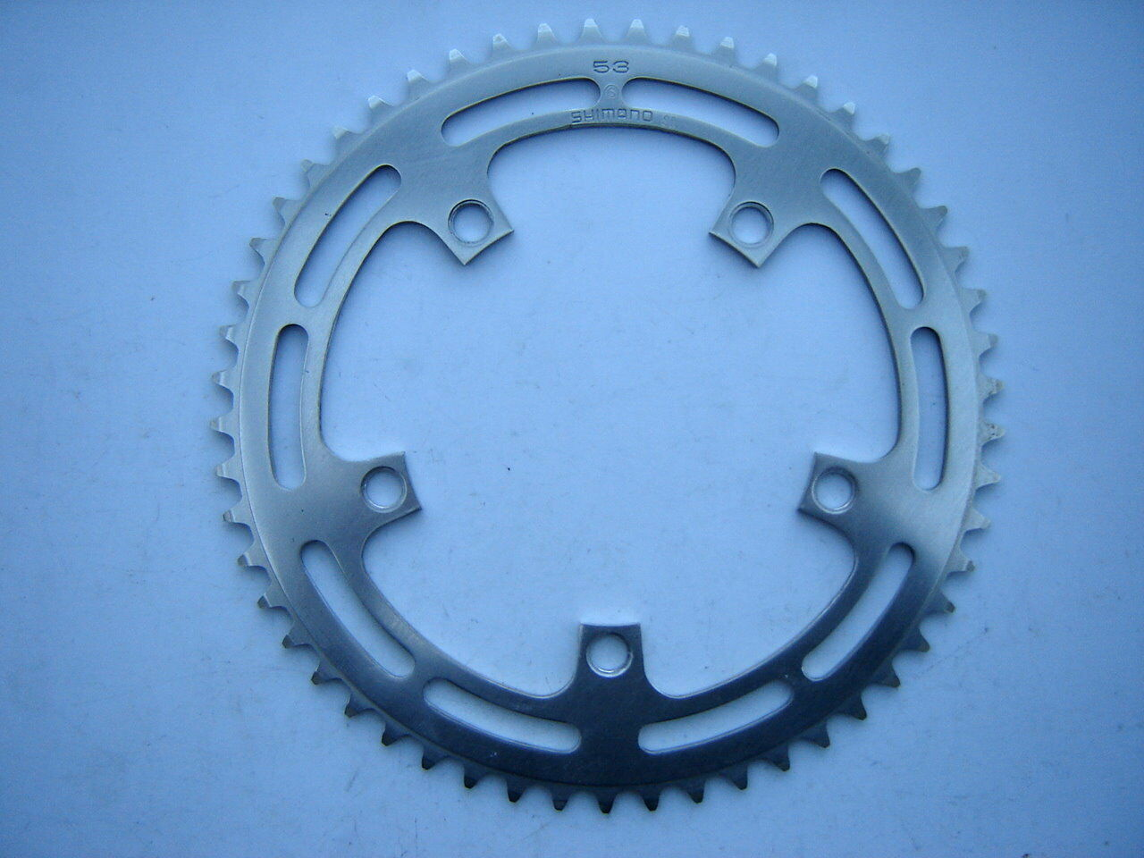 SHIMANO CHAINRING - 53 T - 130 BCD - 1994 - NOS