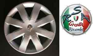 """COPPA RUOTA BORCHIA COPRICERCHIO SINGOLO PER RENAULT CLIO III 16/"""""""