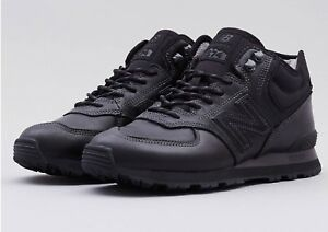 newest collection a0125 99ee8 Details about New Balance 574 MID Sneakers Men's Lifestyle WARM Shoes