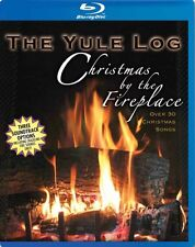 The Yule Log - Christmas by the Fireplace (Blu-ray Disc, 2008)
