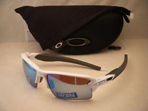 a5edc248e00 Details about Oakley Flak Jacket 2.0 XL Polished White w Prizm H20 Polar  Lens (oo9188-82)