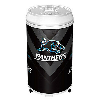NRL Rugby League PENRITH PANTHERS Can Bar Fridge for Man Cave Pool cue Room