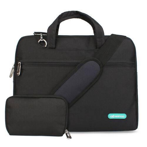For Macbook Pro 13 15inch Air SLIM SLEEVE SHOULDER BAG HARD CASE KEYBOARD LCD