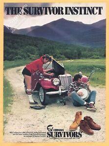 Herman-SURVIVORS-Shoes-1982-Vintage-Print-Ad