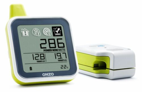 7X ONZO Smart Energy Electricity Monitor Usage Meter Starter Pack FAST DELIVERY