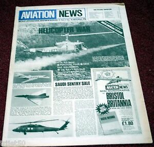 Details about Aviation News Magazine 10 13 North American T-6 Texan,Vietnam  Helicopters