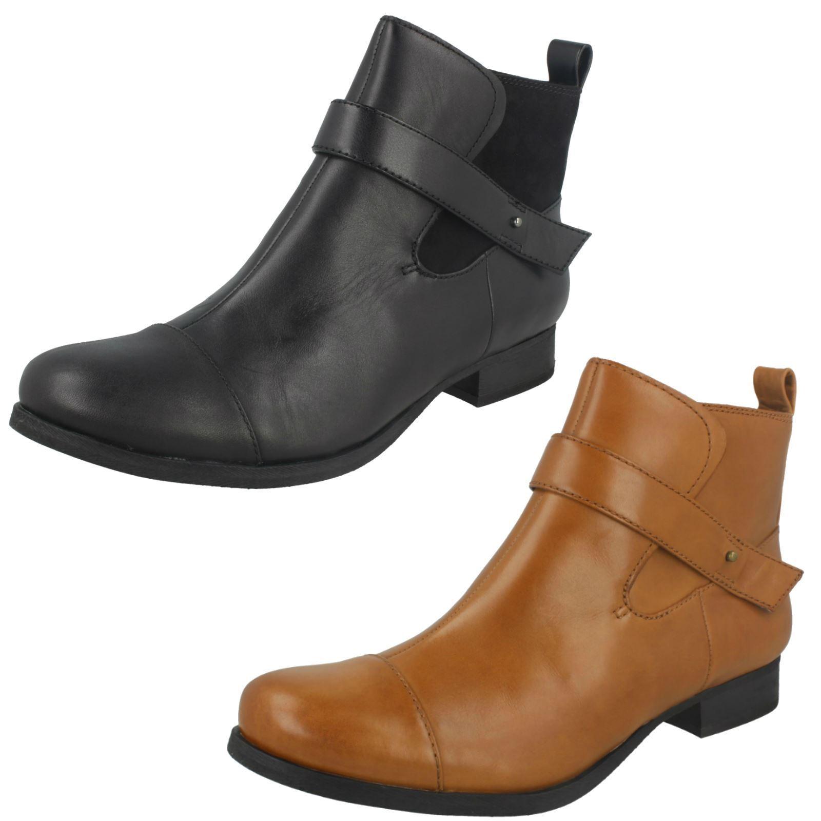 botas al tobillo Damas Clarks 'Ladbroke Magic'