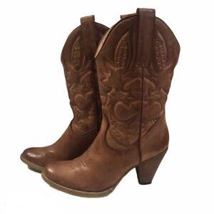 Volatile Womens Denver Western Boot