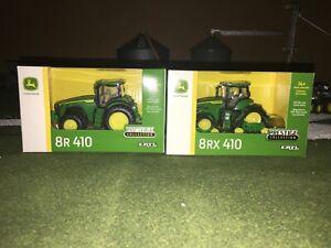 1-64-Ertl-John-Deere-8R-410-Prestige-Collection-amp-8RX-410-Prestige-Collection
