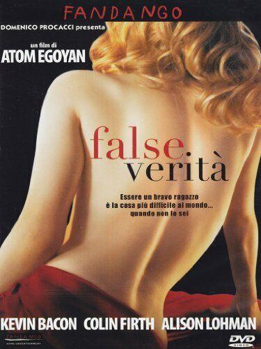 False Verita' - DVD Ex-NoleggioO_ND012106