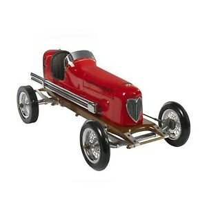 """Indianapolis Champion Car Model Vintage Race Replica Spindizzy 1930s Tether 12/"""""""