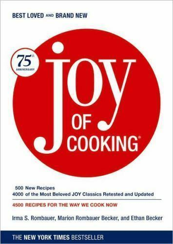Joy of Cooking by Irma S. Rombauer, Ethan Becker and Marion Rombauer Becker (200