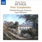 Franz Xaver Dussek: Four Symphonies (CD, Jul-2012, Naxos (Distributor))