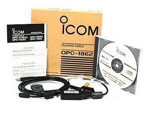 Icom OPC-1862 USB 64Bit