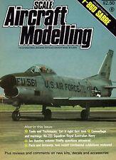 Scale Aircraft Modelling 8.8 F-86 Sabre,Australia 723 Squadron,Skywarrior
