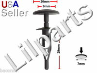 Chrysler Dodge Fascia Front Bumper Clip Push Rivet 5bb14lx9 Dakota