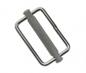 Fibbia Cintura Acciaio Inox 50mm Arbo-Inox