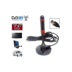 HD-LINE Antenne intérieure TV TNT HD - Exp 24h