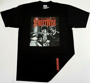 STREETWISE-HUSTLER-039-S-WAY-T-shirt-Urban-Streetwear-Tee-Adult-L-4XL-Black-NWT
