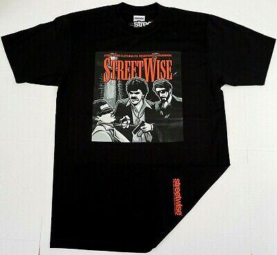 STREETWISE 14K BLADE T-shirt Urban Streetwear Tee Men L-4XL Black NWT