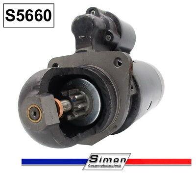 3.6kW Case IHC Anlasser 0001369018S 0986012680 A186180 3218674R91 3228192EX