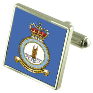 Cufflinks Waddington Force Air Silver Sterling Royal 8HTqE