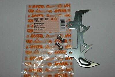 Zackenleiste am Seitendeckel  für Stihl 026 MS 260 bumber spike
